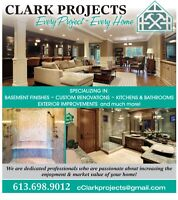 Clark Projects - Every Project - Every Home