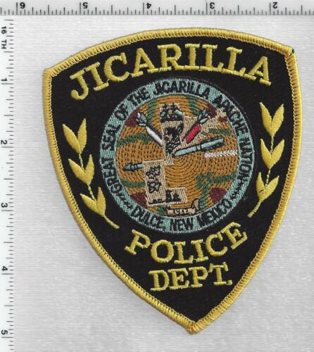 Jicarilla Apache Nation Police Dept (Dulce, New Mexico) 1st Issue Shoulder Patch