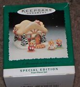 Hallmark Christmas Ornaments 1995