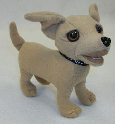 """Yo Quiero Taco Bell Talking Chihuahua Dog 6"""" Plush Toy Works"""