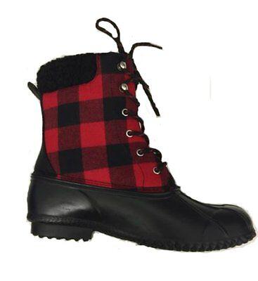 London Fog Wonder Duck  Women Boots NEW Size US 6  8 10](Wonder Women Boots)
