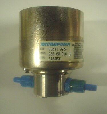 Used Domino Micro Pump 83011 0704 Mod 200-00-316 14604 - 60 Day Warranty