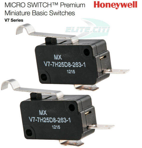 2x Club Car Golf Cart Part 2 Prong Micro Switch Replace OEM #1014808