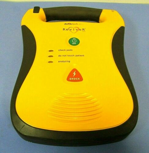 Defibtech Reviver AED Quick Response Station, Free Ship