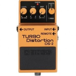 Looking for Boss DS-2 Turbo Distortion