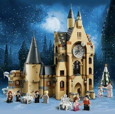 LEGO Harry Potter Hogwarts Clock Tower Toy