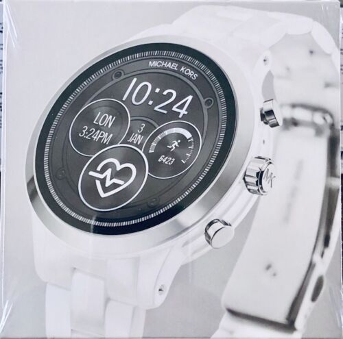 Michael Kors Access  Runway Stainless Steel Smartwatch, Colo