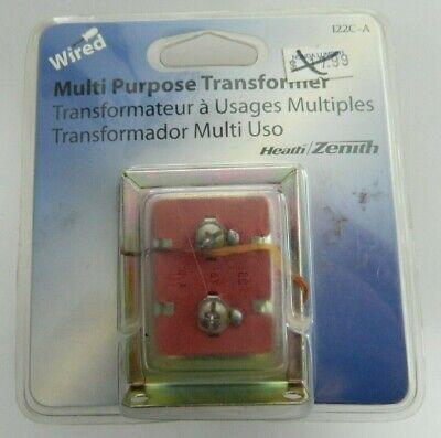 New Heath Zenith Wired Multi-purpose Transformer 122c-a