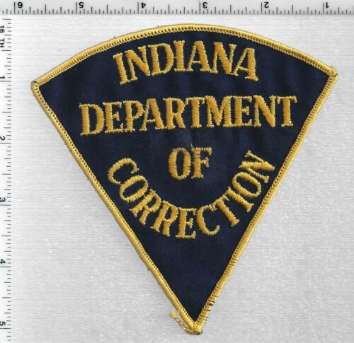 Indiana Department of Correction 1st Issue Shoulder Patch