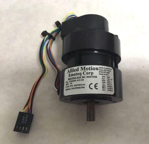 [1-YEAR Warranty]  Allied Motion Motor (OEM #: 220T0010-01) (PN: HT01501-A13-HE)