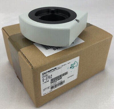 Olympus U-epa2 30mm Riser For Bx Cx Ix Series Microscopes