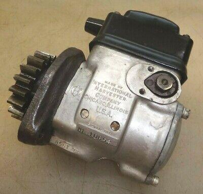 Ihc H1 Magneto For 1-12hp To 2-12hp Ihc La Lb Gas Engine Hot Serial No. 10653