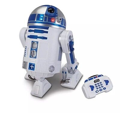 Star Wars: Episode VII The Force Awakens - R2-D2; Interactive Robotic Droid for sale  Shipping to Canada