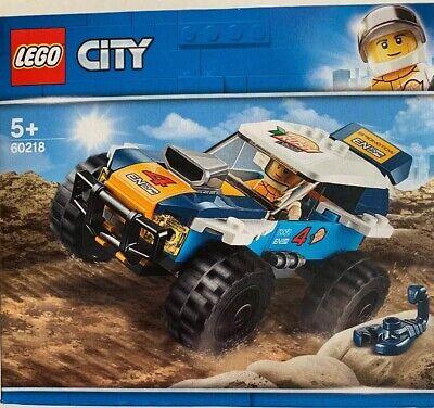 Lego City Desert Rally Racer (60218)
