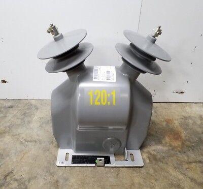 New Ritz Vzf-25-10 Double Pole Voltage Transformer 2-pole Ratio-1201