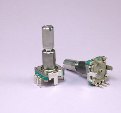 1pc Alps Rotary Encoder With Push Switch Function