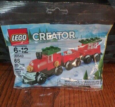 Lego creator Christmas train 30543
