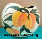 Peaches Pottery