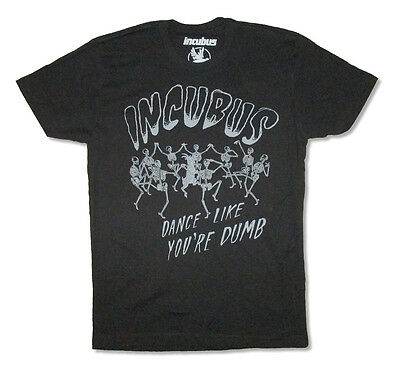 Incubus Dancers Black T Shirt