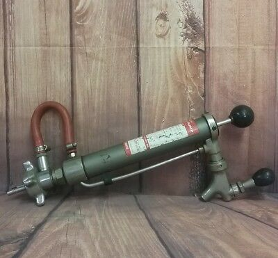 Vintage Perlick Beer Keg Tapper No. 21218