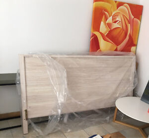 FREEDOM FURNITURE CANCUN KING BEDHEAD AND FOOTBOARD Sefton Bankstown Area Preview
