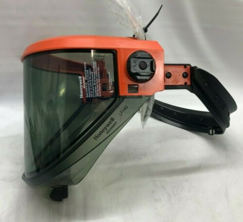Honeywell Salisbury Electric Arc Face Shield, Hard Hat Not Included
