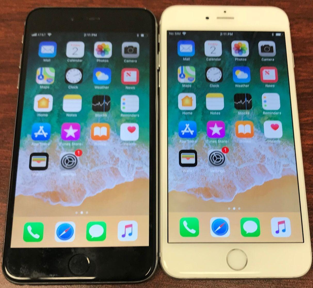 Apple iPhone 6 Plus 64GB AT&T Factory Unlocked GSM Smartphone