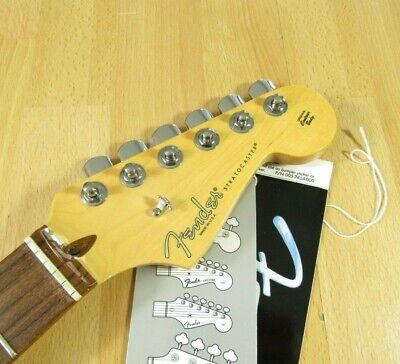 Fender American Standard Stratocaster Neck Tuners Rosewood Fender Strat Neck