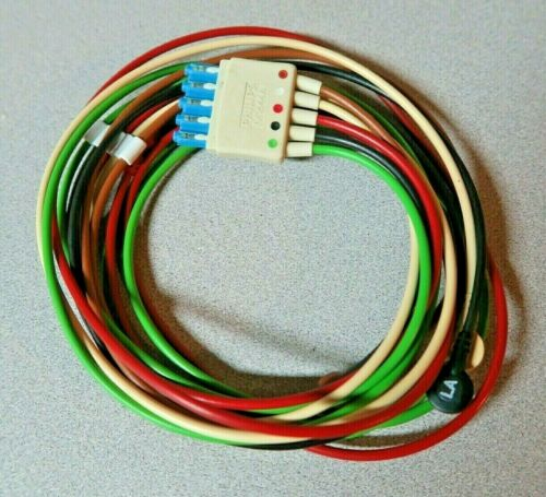 Philips M1644A 5-Lead ECG Cable 989803144991