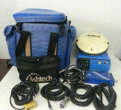 Ashtech Zxtreme 800889 Gps L1l2 System W Accessories 2