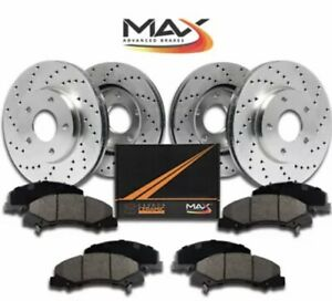 Bmw e60 5 series front + rear pads and rotors