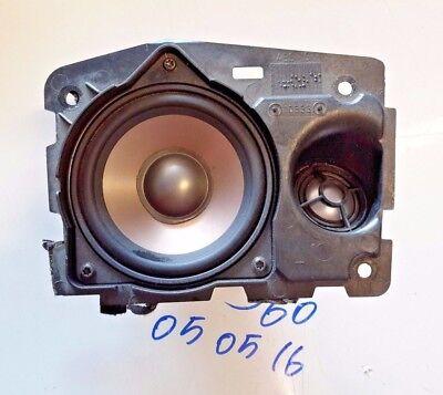 2002-2008 Bmw E65 E66 750i 745i 745Li 760i 760Li Rear Left Speaker 6513 6907645