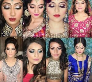 Certified Makeup and Hair $50