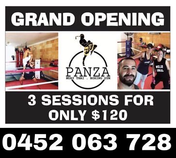Bondi Beach Boxing & Muay Thai Training