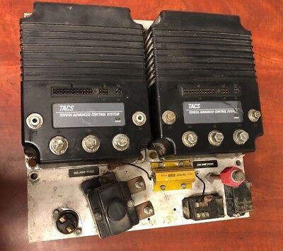 7bru18 Toyota Forklift Electrical Assembly Controller