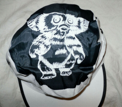 The Movie Gremlins White Cap/ Hat Promo At Theater Gizmo Painter Hat Style