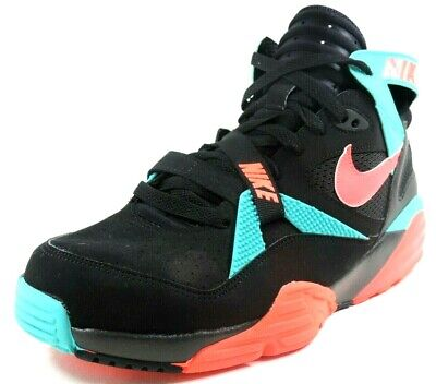 Nike Air Trainer Max '91 Mens Shoes 309748 006 Basketball Black Sneakers Rare