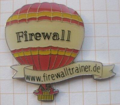 FIREWALL / FIREWALLTRAINER.de .................Ballon - Pin (171i)