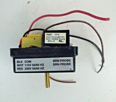 Bki Solid State Fryer Thermostat Bkit0075