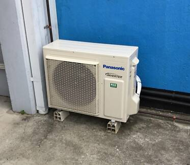 Panasonic 2.5kw Premium $895* installed -after cashbacks*.