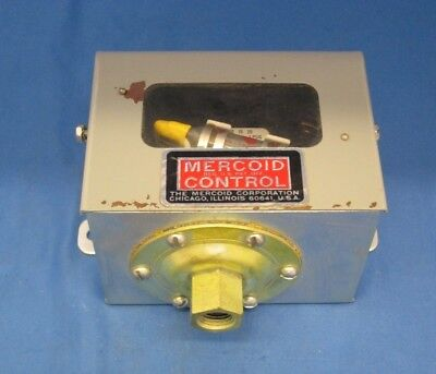 Mercoid 721g Mercury Pressure Switch
