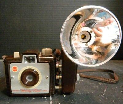 35-мм камеры Vintage Kodak Brownie Holiday