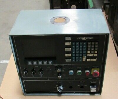 Dynapath System Control Panel Delta 20 Cnc Parts From Lagun Cnc Mill Ftv-2