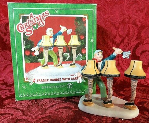Department 56 A Christmas Story Accessory Fragile Handle With Care # 404180