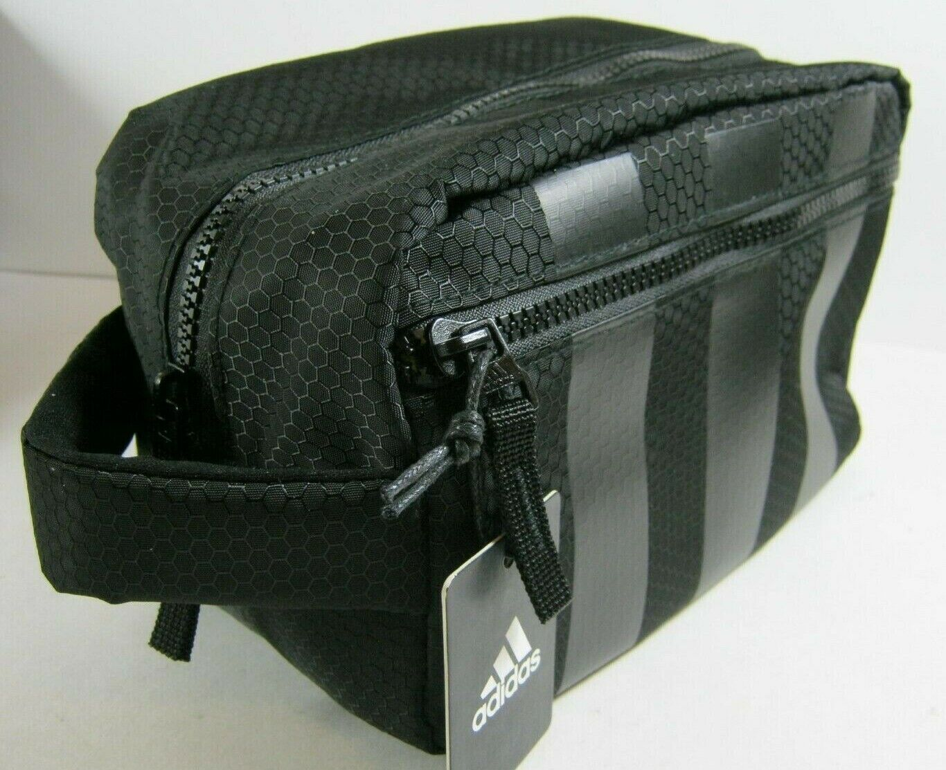 adidas Team Toiletry Kit - Black