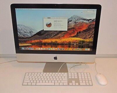"Apple iMac 21.5"" Desktop MC978LL/A Late 2011 Core i3 3.1 GHz 4GB Ram 250GB A1311"