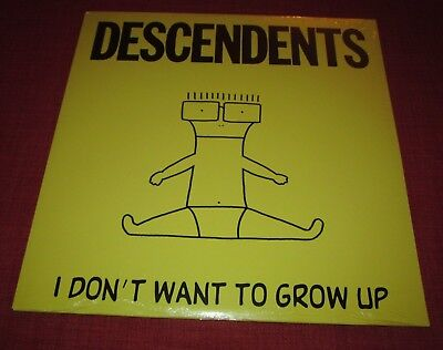 DESCENDENTS - I DON'T WANT TO GROW UP / NEW VINYL LP [RE] / SST 143](I Dont Want To Grow Up)
