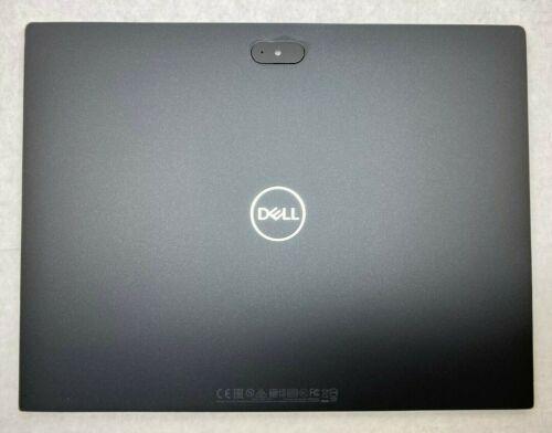 "New Genuine Dell Latitude 7285 E7285 Lcd Back Cover Lid 12.3"" Black Rhprt [a]"