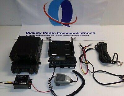 Kenwood Tk-790 Tk-690h Dual Band Low Band Vhf Remote Head Two Way Radio