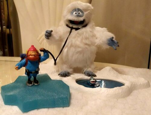 ISLAND OF THE MISFIT TOYS-HUMBLE, YUKON, MUSICAL SNOW POND AND MORE